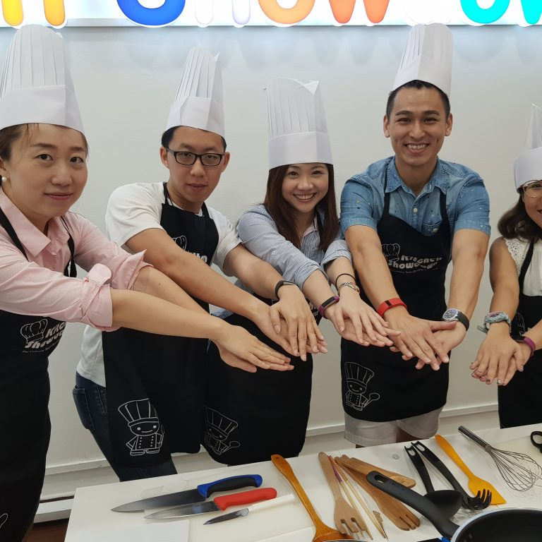 Team Bake Off