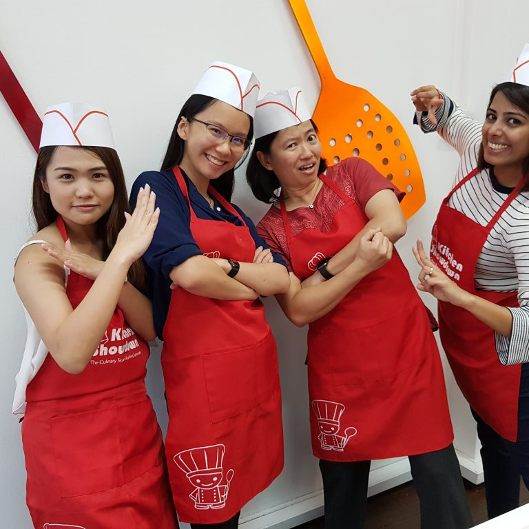 Cooking Team Building Singapore